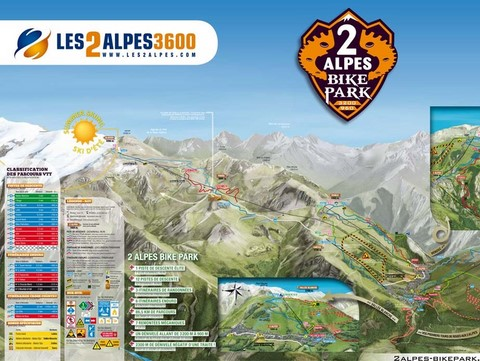 Les 2 Alpes En 233 T 233 Pr 233 Sentation De La Station De Ski En 233 T 233